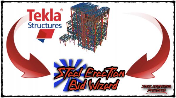 eTakeoff and the Steel Erection Bid Wizard — Steel