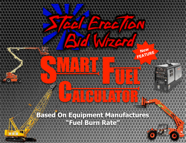 Steel Erection Bid Wizard Recent Enhancements