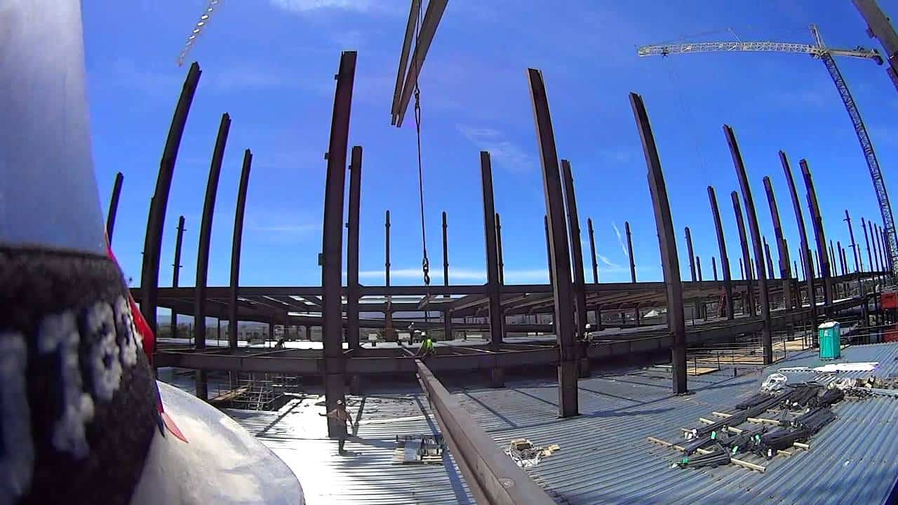 Steel Erection Best Practices For Erecting Columns